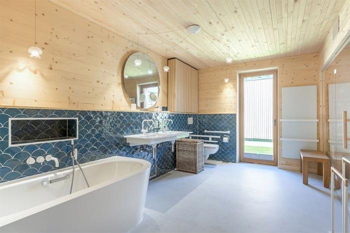Appartement-Vermietung Bals - Bastian26 - Bastianstraße 26 | Meer | Sylt | Westerland, 3-Zimmer-EG-Wohnung für 4 Personen mit 2 Schlafzimmer, 2 Badezimmer, ca. 110 m2