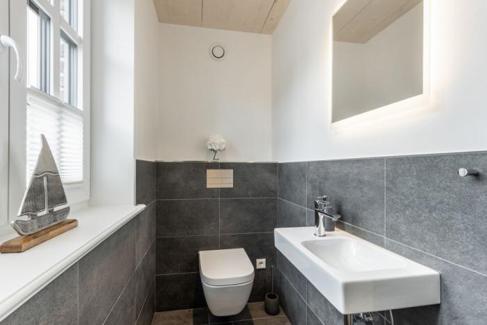 Appartement-Vermietung Bals -  - Kampstraße 12 | Wohnung 1 Anna | Sylt | Westerland, 3-Zimmer-EG-Wohnung  | Maisonette für 6 Personen mit 3 Schlafzimmer, 2 Badezimmer, Gäste WC, ca. 115 m2