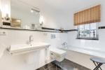 Appartement-Vermietung Bals - Haus Rosengrund - Boy-Truels-Straße 2b | Sylt | Westerland, 3-Zimmer-EG-Wohnung  | Maisonette für 4 Personen mit 2 Schlafzimmer, 2 Badezimmer, Gäste WC, ca. 82 m2 - Bild-16