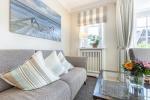 Appartement-Vermietung Bals - Haus Rosengrund - Boy-Truels-Straße 2b | Sylt | Westerland, 3-Zimmer-EG-Wohnung  | Maisonette für 4 Personen mit 2 Schlafzimmer, 2 Badezimmer, Gäste WC, ca. 82 m2 - Bild-3