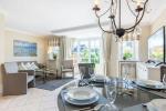 Appartement-Vermietung Bals - Haus Rosengrund - Boy-Truels-Straße 2b | Sylt | Westerland, 3-Zimmer-EG-Wohnung  | Maisonette für 4 Personen mit 2 Schlafzimmer, 2 Badezimmer, Gäste WC, ca. 82 m2 - Bild-6