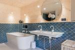 Appartement-Vermietung Bals - Bastian26 - Bastianstraße 26 | Meer | Sylt | Westerland, 3-Zimmer-EG-Wohnung für 4 Personen mit 2 Schlafzimmer, 2 Badezimmer, ca. 110 m2 - Bild-25