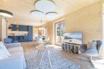 Appartement-Vermietung Bals - Bastian26 - Bastianstraße 26 | Meer | Sylt | Westerland, 3-Zimmer-EG-Wohnung für 4 Personen mit 2 Schlafzimmer, 2 Badezimmer, ca. 110 m2 - Bild-4
