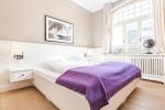Appartement-Vermietung Bals - Weißes Haus am Meer - Steinmannstraße 33   2 Käpt'n Ahab   Sylt   Westerland, 1-Zimmer-EG-Wohnung für 2 Personen, 1 Wohn-/Schlafzimmer, 1 Badezimmer, ca. 33 m2 - Bild-8