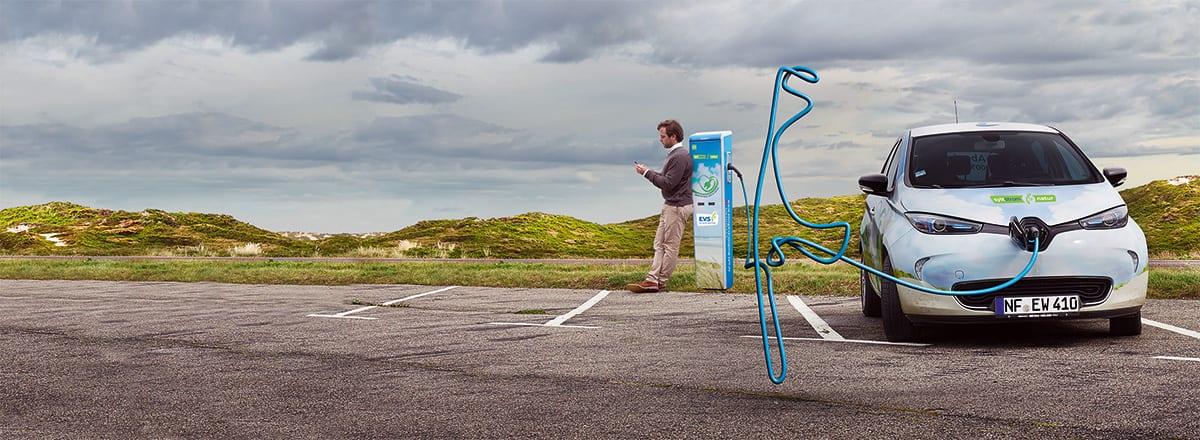 Sylt Elektroauto 4c QF erweitert header - Ferien mit E-Auto