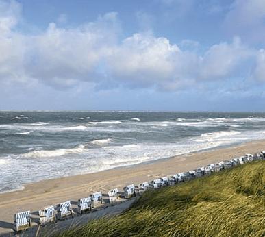 Sylt Ferienhäuser und Ferienwohnungen in Westerland